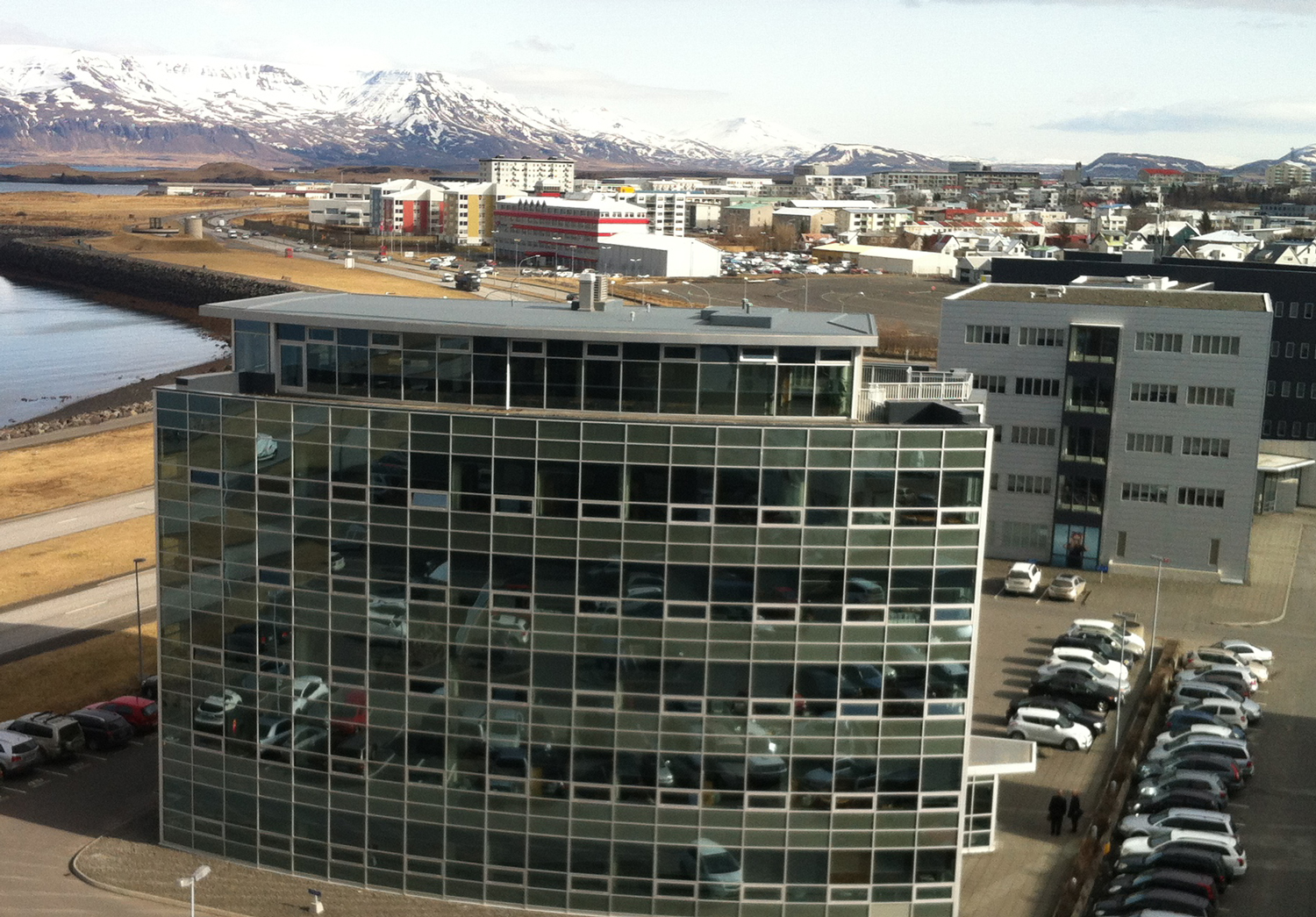 Iceland Chamber of Commerce has moved to a new location