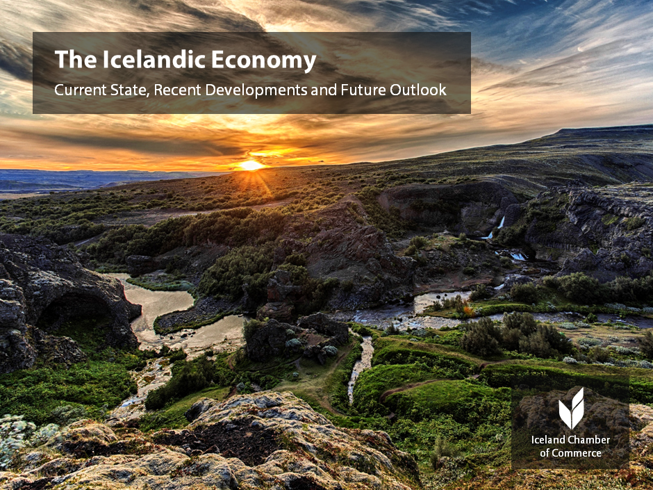 The Icelandic Economy: a new presentation